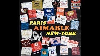 Paris, Je T'Aime – par Aimable et son accordéon