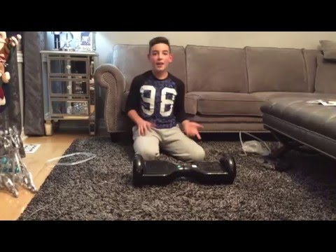 hoverboard videos how to ride