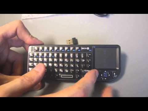 BitBastelei #77 - Wireless Mini-Keyboard