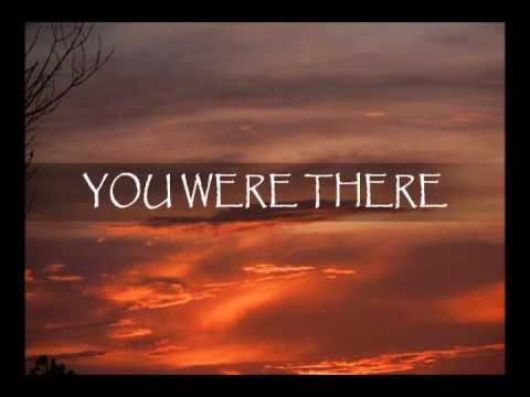 YOU WERE THERE WITH LYRICS by AVALON