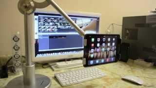 Flote Your Tablet - Flote Desktop Stand - iPad Mini/iPad Air