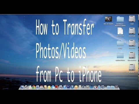 how to move photos from ipod to pc
