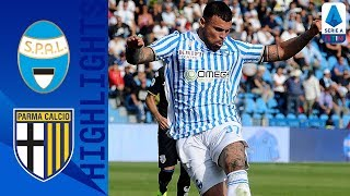Spal 1-0 Parma | Petagna back on the scoresheet to help ten-man Spal see off Parma | Serie A