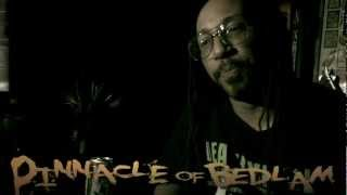 SUFFOCATION - Pinnacle of Bedlam (OFFICIAL INTERVIEW)