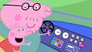 Peppa Pig - en castellano El coche nuevo.avi