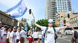 Tel Aviv Urban Experience #LiveFromIsrael Summer 2015