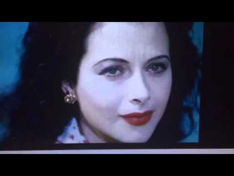 Hedy Lamar 101st Birthday Google Doodle