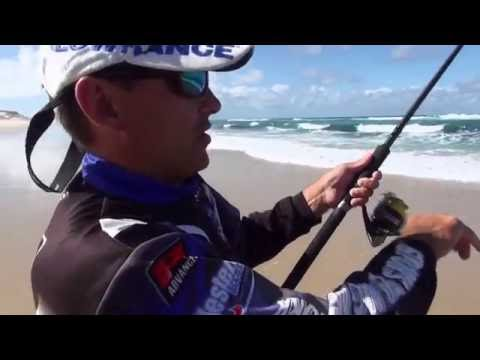 ASFN Power Angling action in Mozambique