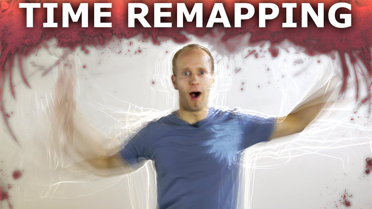 After Effects Basic Tutorial - Time Remapping Quick VFX - YouTube