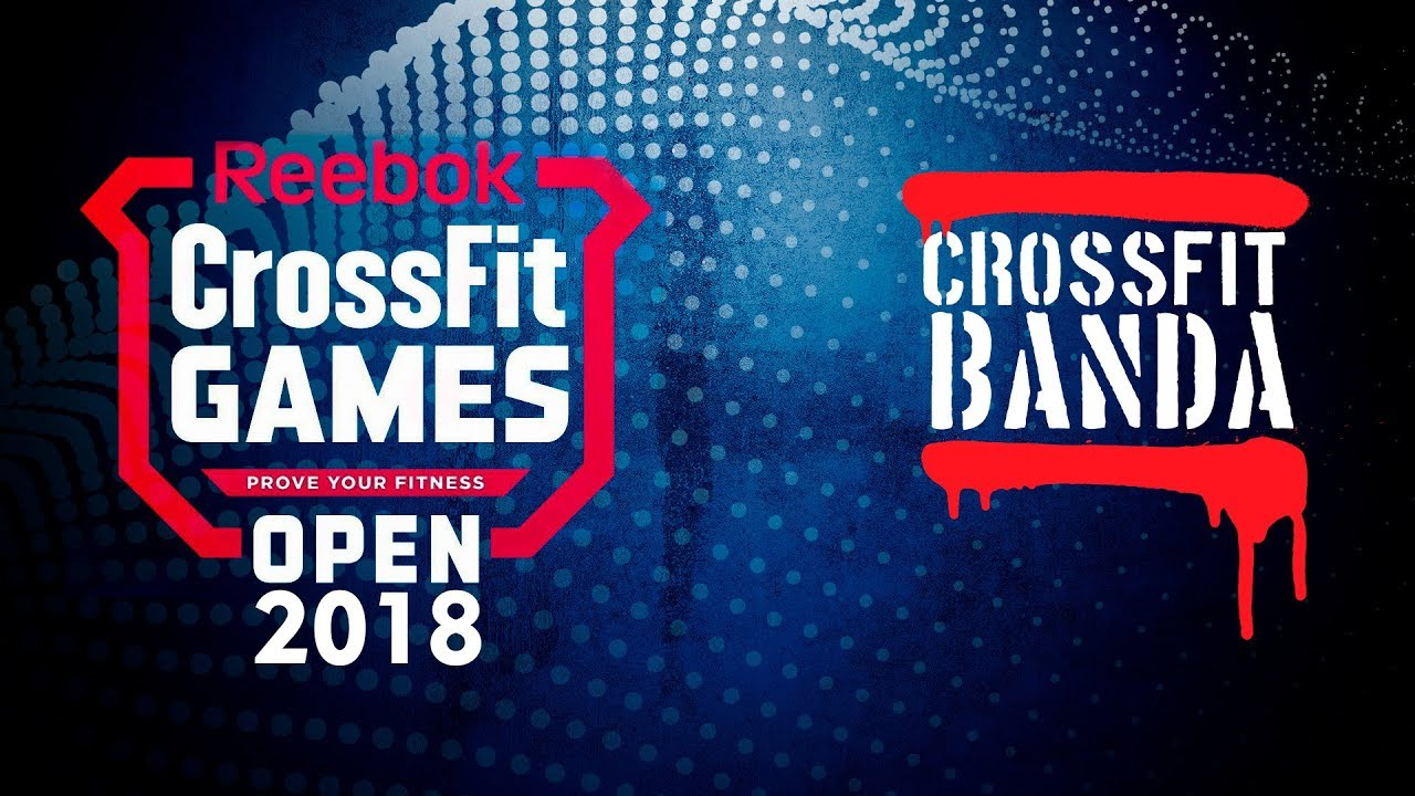 Open Games 2018 Promo Crossfit Banda