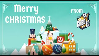 MERRY CHRISTMAS FROM CELEB FC
