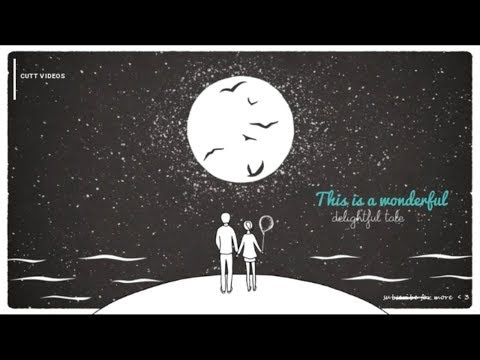 """Feel The Love, Best Short Animation """" LOVE STORY """" , Beautiful Love Status + Download Link"""