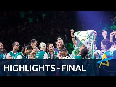 Győri Audi ETO KC vs. HC Vardar | Highlights | EHF Final4 | Women's EHF Champions League 2017/18