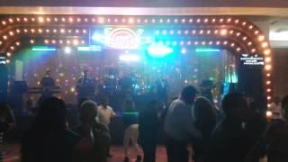Grupo Espanto Morena en salon paradise