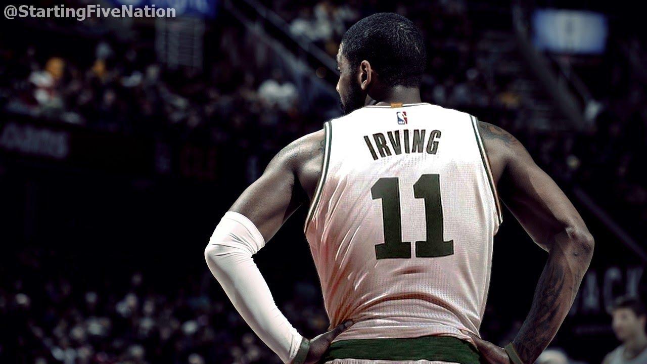 best website b92e9 86d9b Kyrie Irving Mix 2017 - Good Bye ᴴᴰ [ Boston Celtics 2018 Promo ]