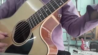 """""""Con Cò"""" - Tùng Dương ( st: Lưu Hà An) Demo Guitar"""