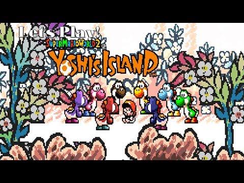 Let's Play! Yoshi's Island: Ep. 2 - Baby Retrieval