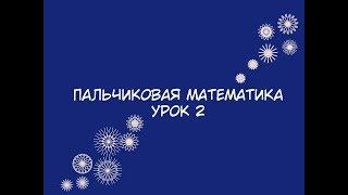 Пальчиковая Арифметика урок 2: сложение и вычитание чисел до 100