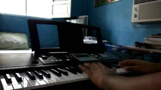 Cradle Of Filth - Nymphetamine (Piano cover)