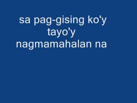 xlr8 i'll be there english tagalog lyrics