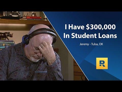 $300,000 In Student Loans - Need Advice