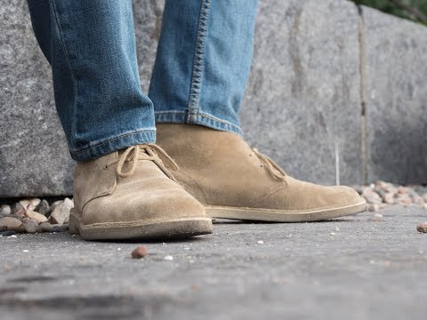 d44f5c8e Review: Why Clarks' Desert Boot Is the World's Most Popular Chukka ...