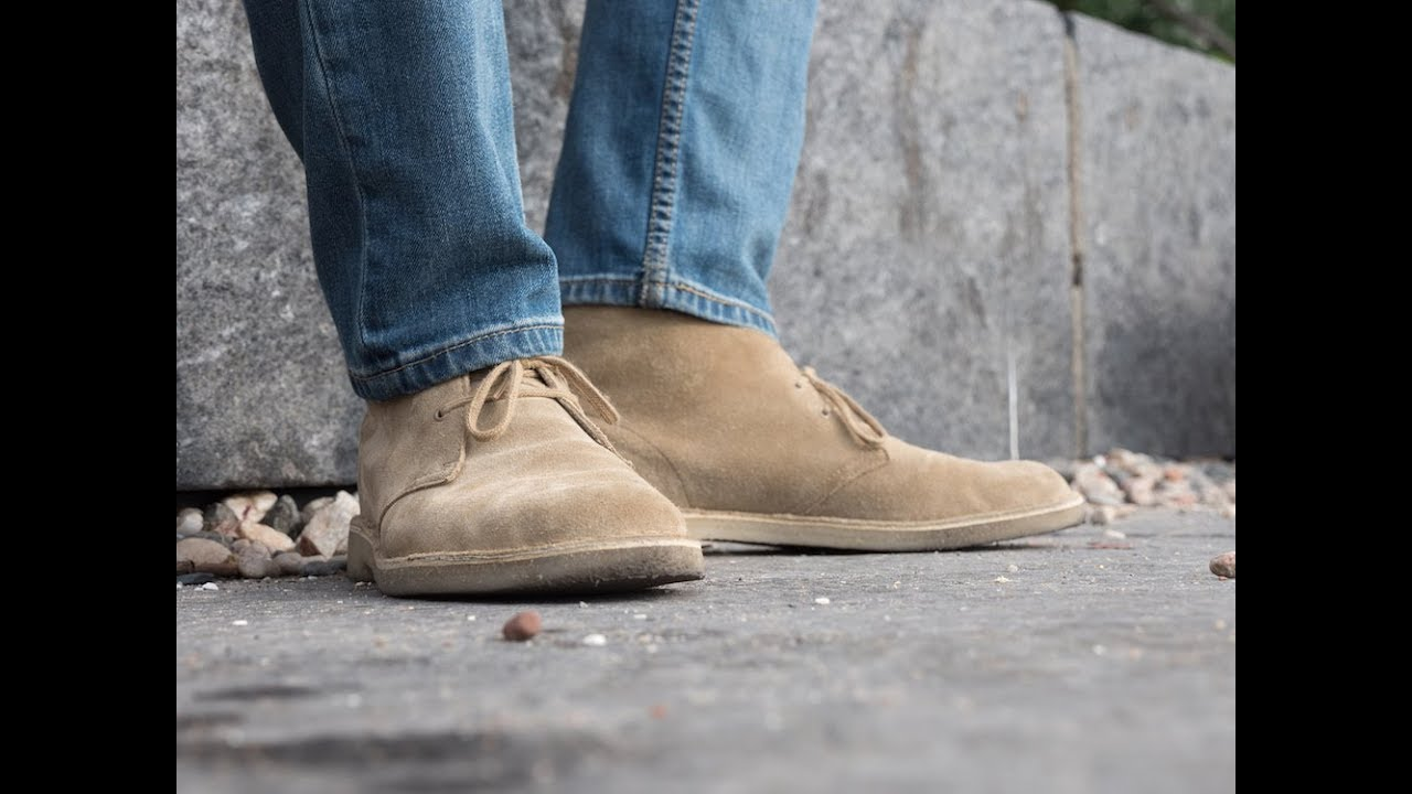 df9ae3380 Why Clarks  Desert Boot Is the Most Popular Chukka on Earth (Review ...