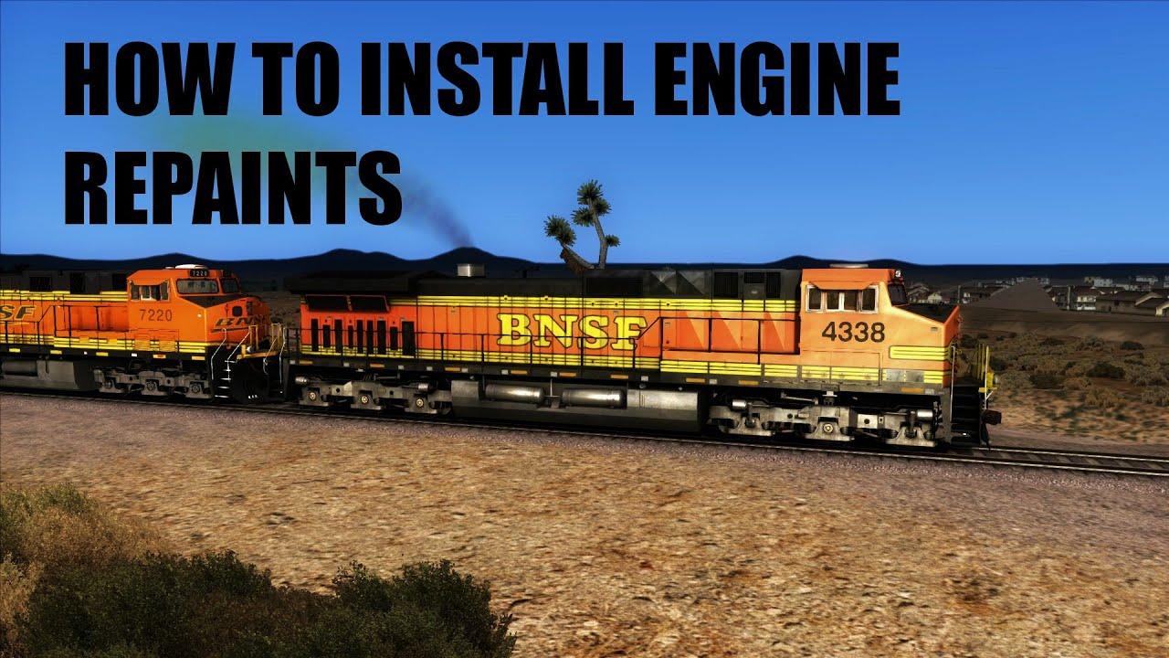 Railworks 4 ES64U2 Taurus Addon Hack Tool Download