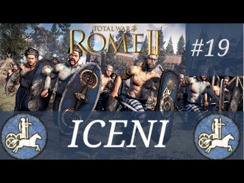 Let's Play Total War Rome 2:Iceni Survival Challenge #19