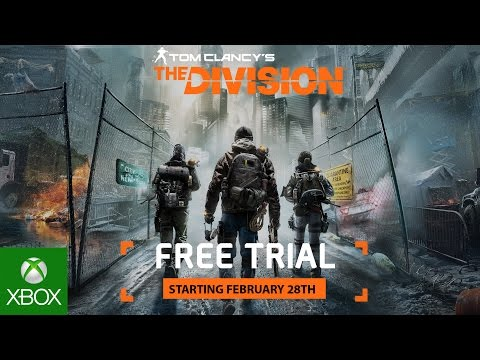 Tom Clancy's The Division - Free Trial