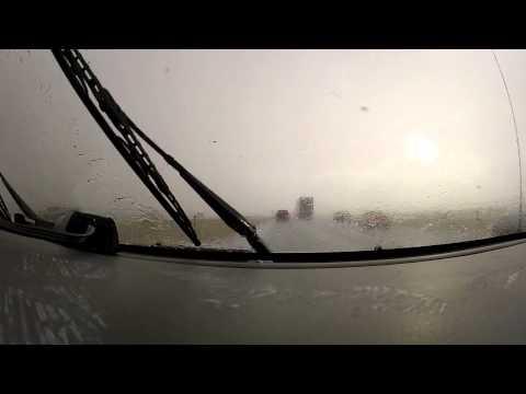 Platteville, CO Storm 9-26-12