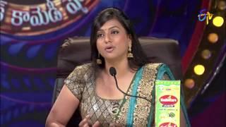 Adhire Abhi Performance - Jabardasth - Episode No 40 - ETV Telugu