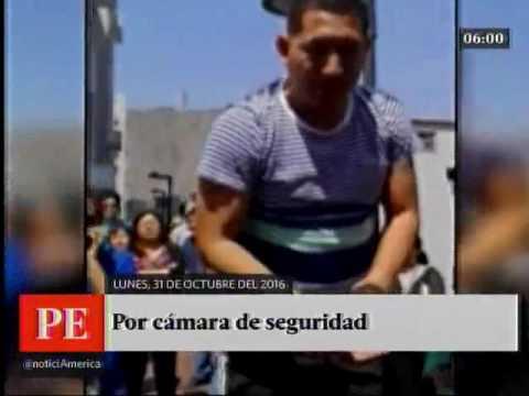 América Noticias: Primera Edición - 31.10.16
