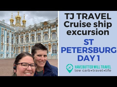 TJ Travel St Petersburg 2 Day All Highlights Tour - Day 1