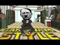 Hitler - Gangnam Style ( Parody Remix )