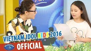 vietnam idol kids 2016 - gala 4 - chia tay khanh linh