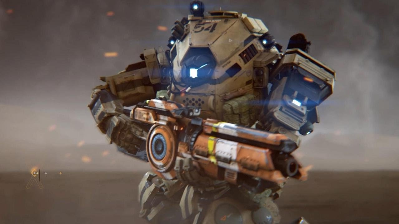 Titanfall 2 Every Titan S Briefing Youtube