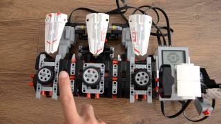 Lego Mindstorms EV3 - WACK3M