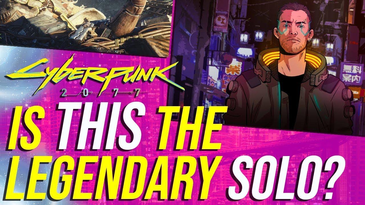 Cyberpunk 2077 News - Morgan Blackhand, Soundtrack Tease, Golden Joysticks 2019!