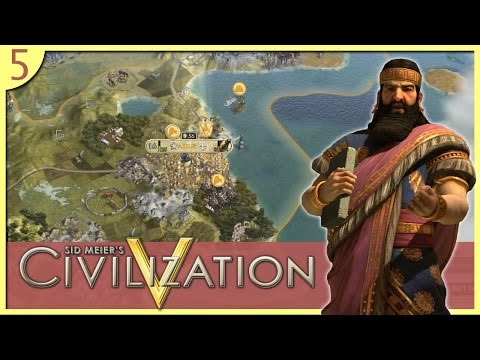 Civilization V: Assyria Edition - #5 - The World