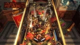 Pinball FX2 - Rome Gameplay PC