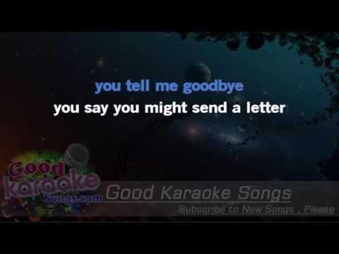 Blue Morning Blue Day -  Foreigner (Lyrics Karaoke) [ goodkaraokesongs.com ]