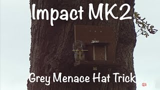 #19 FX Impact MK2 - Grey Menace Hat Trick