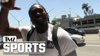 Cowboys' Bo Scarbrough to Ezekiel Elliot: Take Me Under Your Wing! | TMZ Sports
