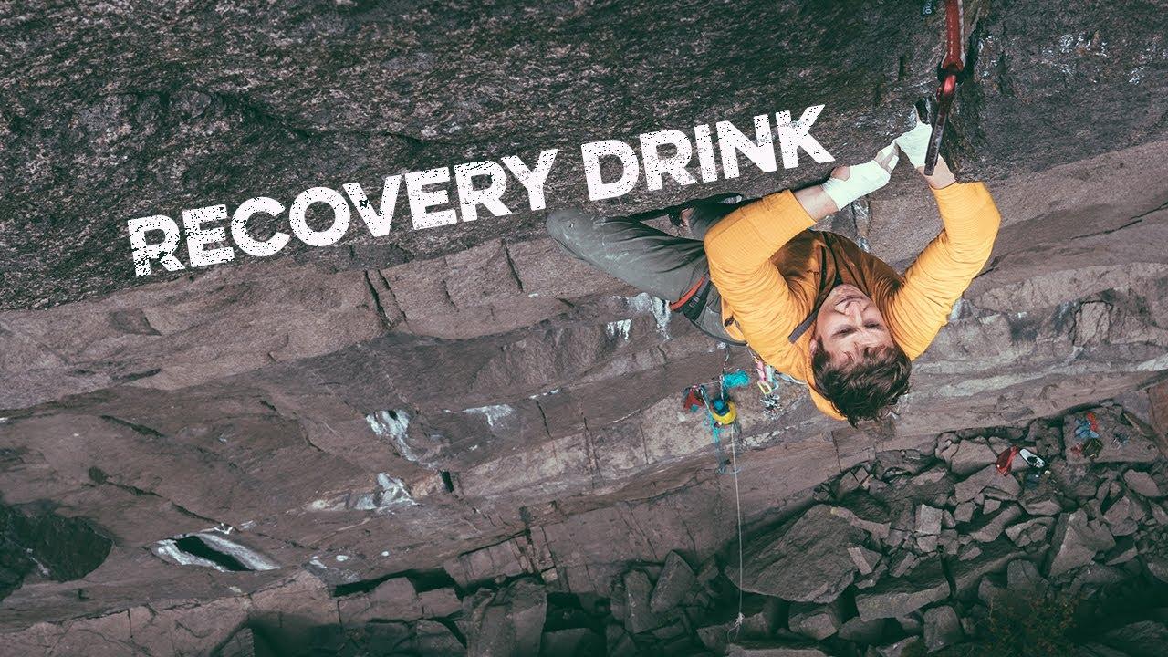 Pete Whittaker en Recovery Drink 5.14c / 8c+ , Noruega