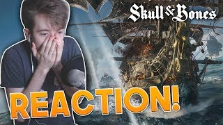 Skull & Bones (Ubisoft Pirate Game)   LIVE REACTION