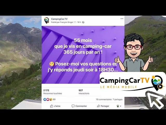 JT en camping-car N°145 -