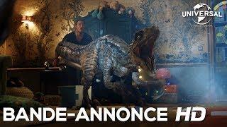 Jurassic World : Fallen Kingdom / Bande-Annonce Finale VF [Au cinéma le 6 juin] streaming