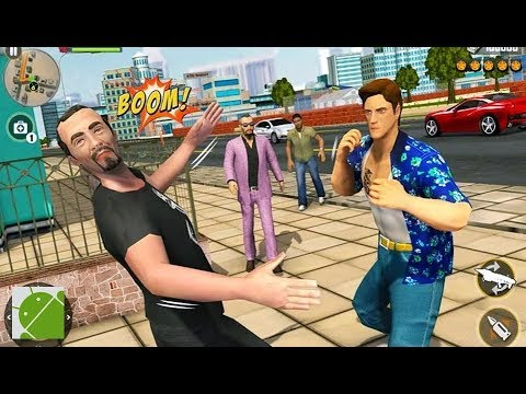 Rise Of American Gangster - Android Gameplay FHD