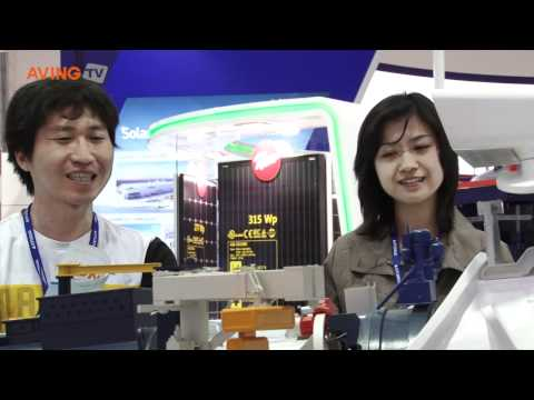 [Video] The Sketch of Hall A at the 'International Green Energy Expo Korea 2011'